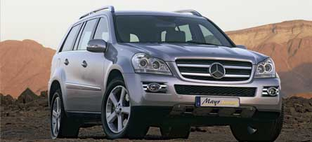 Mercedes GL - ML